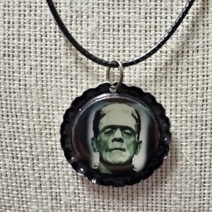 Jewelry - Frankenstein Necklace